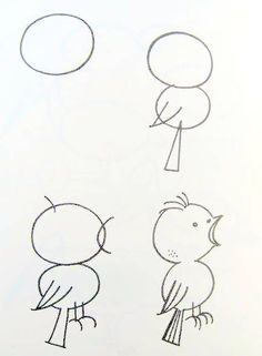 How to draw simple figures? The post How to draw simple figures? … appeared first on Best Pins for Yours - Drawing Ideas Drawing Skills, Drawing Lessons, Drawing Techniques, Figure Drawing, Painting & Drawing, Cartoon Drawings, Animal Drawings, Easy Drawings, Pencil Drawings