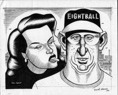 Illustration by Daniel Clowes