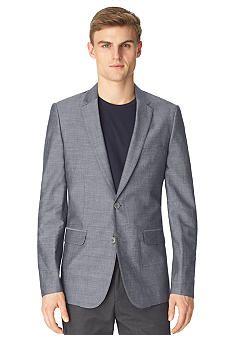 Calvin Klein Slim Fit End-On-End Jacket