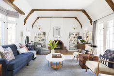 Emily Henderson Living Room Rules Spacing
