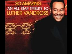 So Amazing: An All-Star Tribute to Luther Vandross by Various Artists on iTunes Music Mix, Soul Music, Sound Of Music, Music Is Life, Live Music, My Music, Luther Vandross So Amazing, Corny Love Quotes, Old School Music