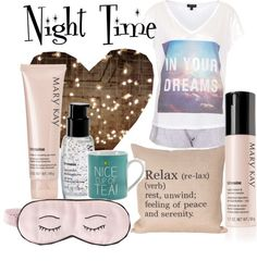 Sleep tight & renew your skin while you snooze! Timewise Moisture Renewing Gel Mask, Timewise Night Solution & Timewise Night Restore & Recover Complex. www.marykay.com/rosannebeatty