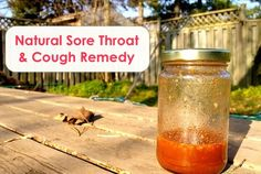 Give This Amazing Remedy A Try And Treat Your Sore Throat Or Cough In Just 24 Hours!