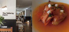 Regueiro en The Table by #gastronomia
