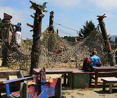 World's Coolest Playgrounds: Adventure Playground, Berkeley, CA