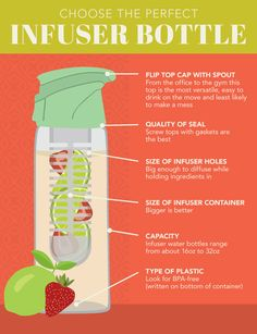 12 Fruit-Infused Water Combos To Keep You Hydrated All Summer  http://www.rodalesorganiclife.com/food/12-fruit-infused-water-combos-to-keep-you-hydrated-all-summer