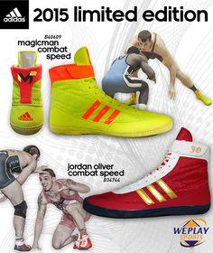 19532cac8b9d Adidas Jordan Oliver   David Taylor Combat Speed Wrestling Shoes Adidas Wrestling  Shoes