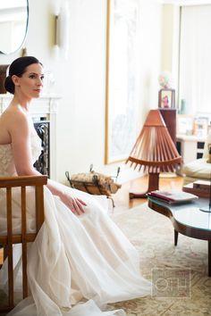 Knickerbocker club wedding dress