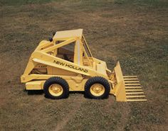 New Holland L35 '1971–80 New Holland Agriculture, Skid Steer Loader, Steyr, Case Ih, Industrial, Historical Photos, Tractor, Monster Trucks, Cars