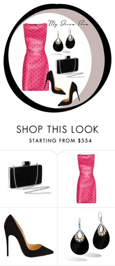 """""""My Dream Prom 2"""" by ariannapeach ❤ liked on Polyvore featuring Yves Saint Laurent, Christian Louboutin and John Hardy"""