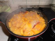 Pikantna zupa z dyni i chili - Krok 3
