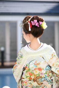 新日本髪 結婚式