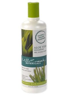 Aloe Vera Shampoo473 ml Brand Mill Creek >>> See this great product.(This is an Amazon affiliate link and I receive a commission for the sales)