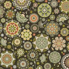 print & pattern: DESIGNER - jenean morrison