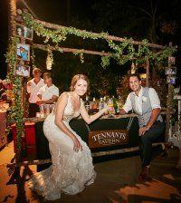 Natural/rustic wedding Baan Kilee, Koh Samui, Thailand