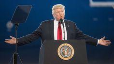 """Trump: """"La prensa es el enemigo del pueblo americano"""" El presidente cierra una semana de ataques a los medios estadounidenses"""