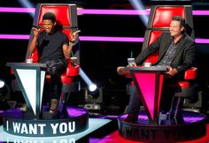 The Voice Exclusive Video: Usher Blasts Blake's Dancing Skills! But Who Has Potential?