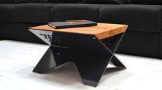 Jam Furniture Cross Range – Small coffee Table