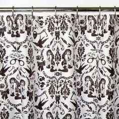 Sin in Linen Ravens Dream Shower Curtain (Misc.)  http://ec2-184-73-132-36.compute-1.amazonaws.com/index.php?pinterest=B0044FV8CQ