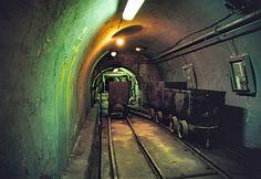 Museo Marcelo Jorissen - Sí, Madrid tiene hasta una mina