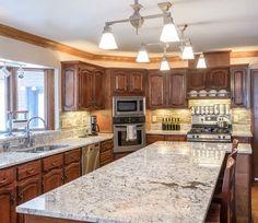kitchen countertop ideas granite countertops delicatus granite countertops wood cabinets