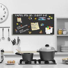 Tafelfolien Shop Schweiz - Selbstklebefolien Meterware - Magnetfolien