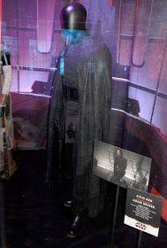 Kylo Ren Star Wars: The Last Jedi costume