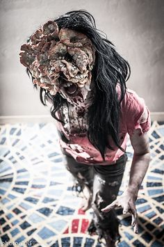 Best of Cosplaying: Photo the last of us clicker
