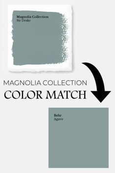 Magnolia Paint Colors Matched to Behr - Joyful Derivatives Discover the secret to getting you favorite fixer upper paint colors from Behr at your local Home Depot with these Magnolia Home Paint color matches! Magnolia Paint Colors, Fixer Upper Paint Colors, Magnolia Homes Paint, Behr Paint Colors, Matching Paint Colors, Paint Color Schemes, Bedroom Paint Colors, Paint Colors For Home, House Colors