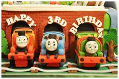 percy train cake - Google Search