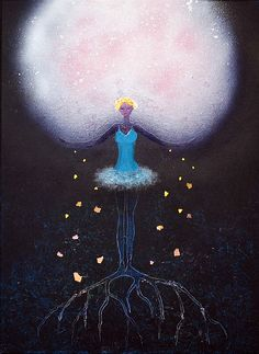 Moonfulness Cinderella, Disney Characters, Fictional Characters, Paintings, Disney Princess, Art, Abstract Paintings, Art Background, Paint