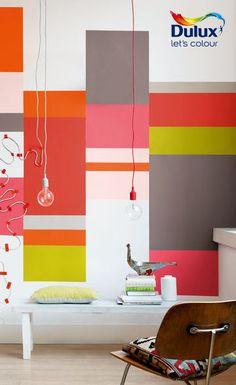 Color Combinations, Color Schemes, Structure Paint, Dulux Paint, Color Pallets, Beautiful Space, Textile Patterns, Pattern Design, Kitchen Decor