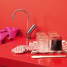 Quooker Kochend-Wasserhahn | boiling water tap | #Kueche #kitchen #hotwater #Marmelade #marmelad #einmachen #canning #jam