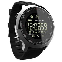 Top Smart Watch-Wearable Devices Waterproof IP68-Bluetooth Watches For iOS and Android
