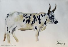 Nguni Cattle Paintings Gallery Shop Contact Nguni Cattle Paintings Gallery Shop Contact nguniart home Gallery of previously sold paintings Oil painting commission Nguni Calf Oil Painting size Ng… Cattle For Sale, Painting Gallery, Moose Art, African, Canvas Paintings, Cows, Art Ideas, Animals, Crafts
