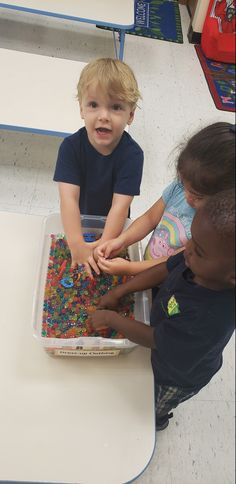 Sensory bins allow our students to explore, discover, imagine, create, and learn while engaging their senses. If you've ever made a sensory bin for your child before, you may have noticed that it captured their attention more than you expected it would. Have you made a #sensory bin this #summer ? ☀️☀️☀️ #school #weareopen #bestschool #love #learn #teach #care #fightcovid #miramar #kidsarethebest #kidscomefirst Kids Come First, Sensory Bins, Summer School, Your Child, Preschool, Students, Teaching, Explore, Create