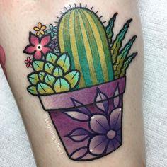 Cactus tattoo by Kelly McGrath - Modern Cactus tattoo by Kelly McGrath Belly Tattoos, Body Art Tattoos, Sleeve Tattoos, Tattoo Ink, Dream Tattoos, Badass Tattoos, Sagitarius Tattoo, Britney Spears Tattoos, Mandala Hip Tattoo