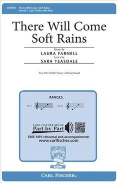 There Will Come Soft Rains (Octavo)
