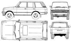 Range Rover Classic, Range Rover V8, Range Rover Off Road, Landrover Range Rover, Range Rover Sport, Land Rover 2012, Land Rover Defender 110, Bmw I3, Toyota Prius