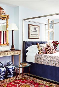 Bedroom in Brooklyn, NY by Nick Olsen Inc.
