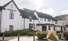 This quaint hotel in the West Midlands is perfect for an intimate reception .
