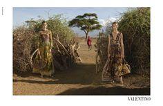 Revista LOfficiel Brasil – Tudo sobre luxo, moda, beleza e lifestyle » Arquivo Valentino faz homenagem à cultura africana na campanha de verão 2016 - Revista LOfficiel Brasil - Tudo sobre luxo, moda, beleza e lifestyle