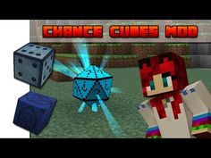 Minecraft - Chance Cubes Mod - Bemutató + Telepítés Cubes, Minecraft, Toys, Youtube, Activity Toys, Clearance Toys, Gaming, Games, Youtubers