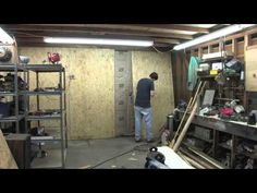 Garage Modification 3