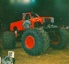 Monster Jam, Monster Trucks, King Kong, Offroad, Mud, Old School, Monsters, Muscle, Memories