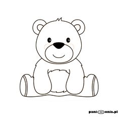 Outline Drawing Teddy Bear Google Search Pattens For