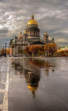 после дождя.. by Ed Gordeev - Photo 127662663 - 500px (Russia)