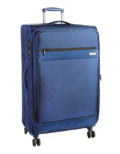 The Xpander Trolley which is available in black, royal blue and olive, offers the discerning traveller a prestige travel experience. The New Cellini Xpress collection is manufactured from the highest grade materials, ensuring organised luxurious t Trolley Case, Luxury Travel, Check, Bags, Purses, Taschen, Totes, Hand Bags, Bag
