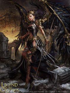 Legend of the Cryptids - Zesperia adv. by anotherwanderer on DeviantArt