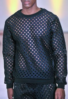 Andrea Crews S/S 2015 Menswear